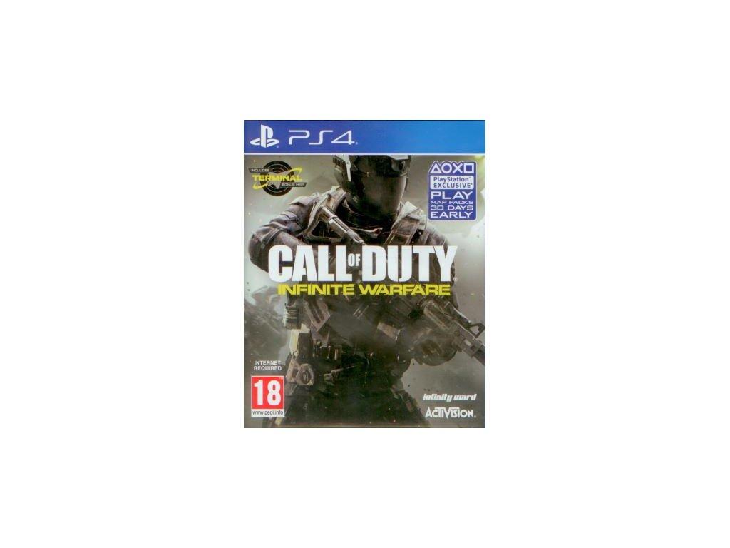 PS4 Call of Duty Infinite Warfare