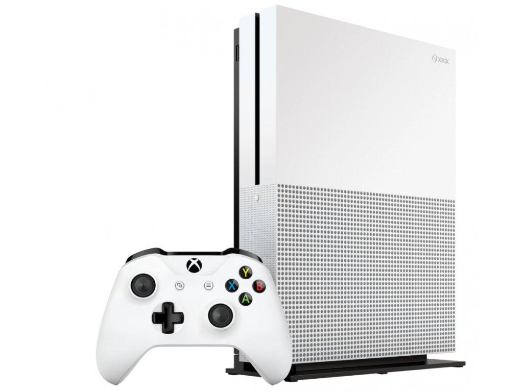 XONES Konzole Microsoft XBOX One S 500GB white