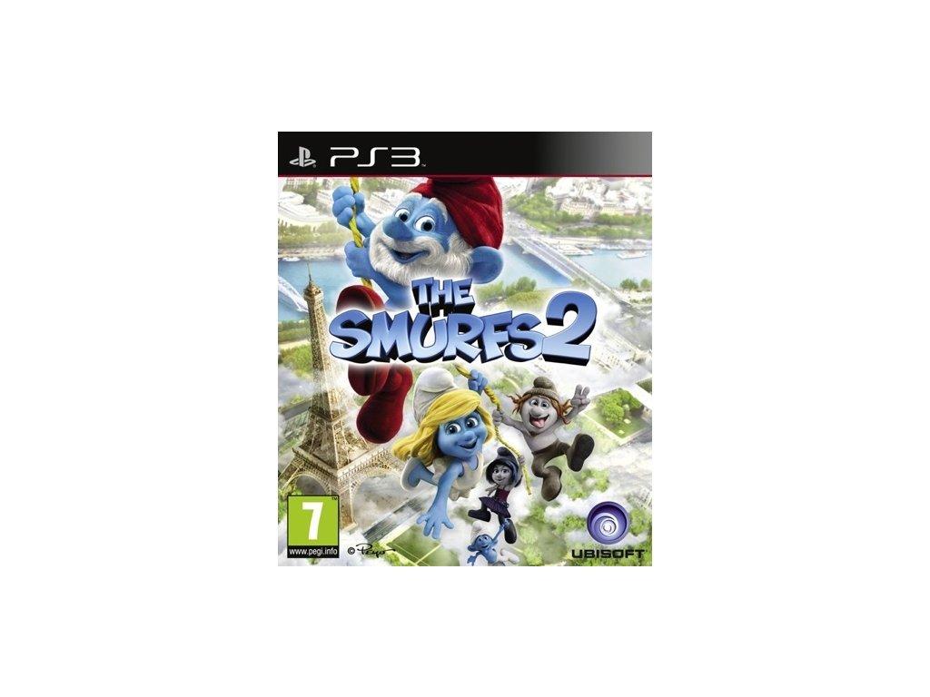 PS3 The Smurfs 2 - Šmoulové 2