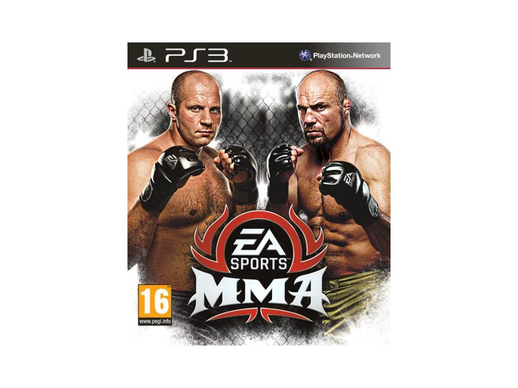 PS3 EA Sports MMA