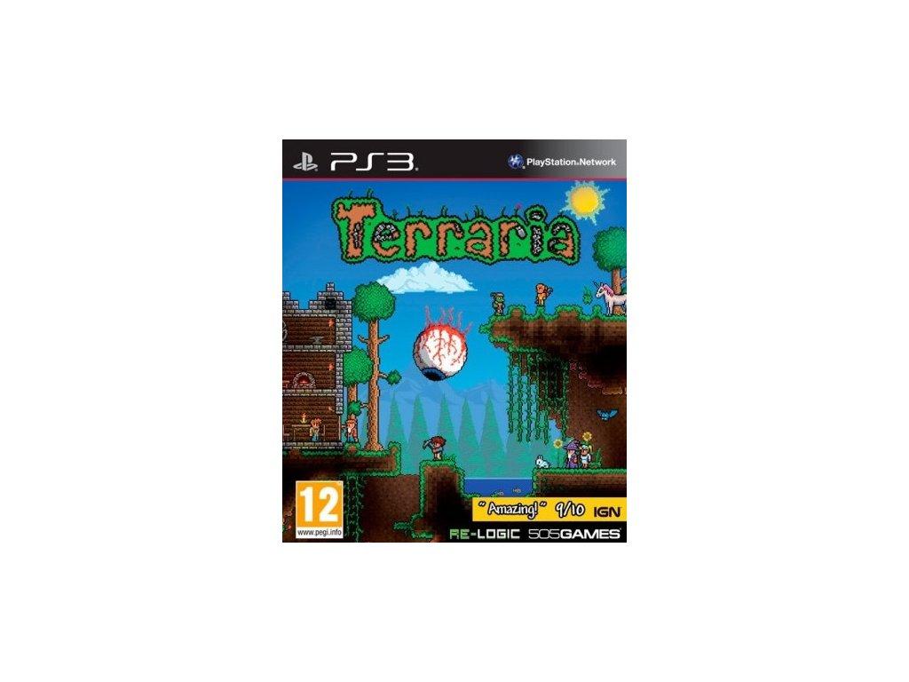 PS3 Terraria