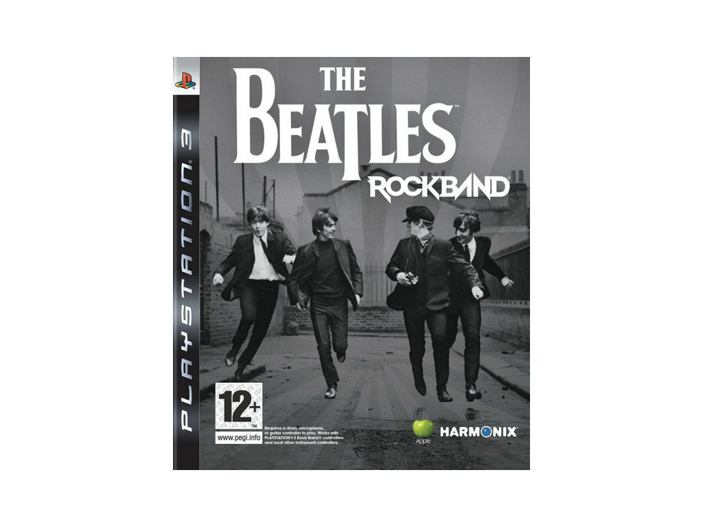 PS3 The Beatles Rock Band