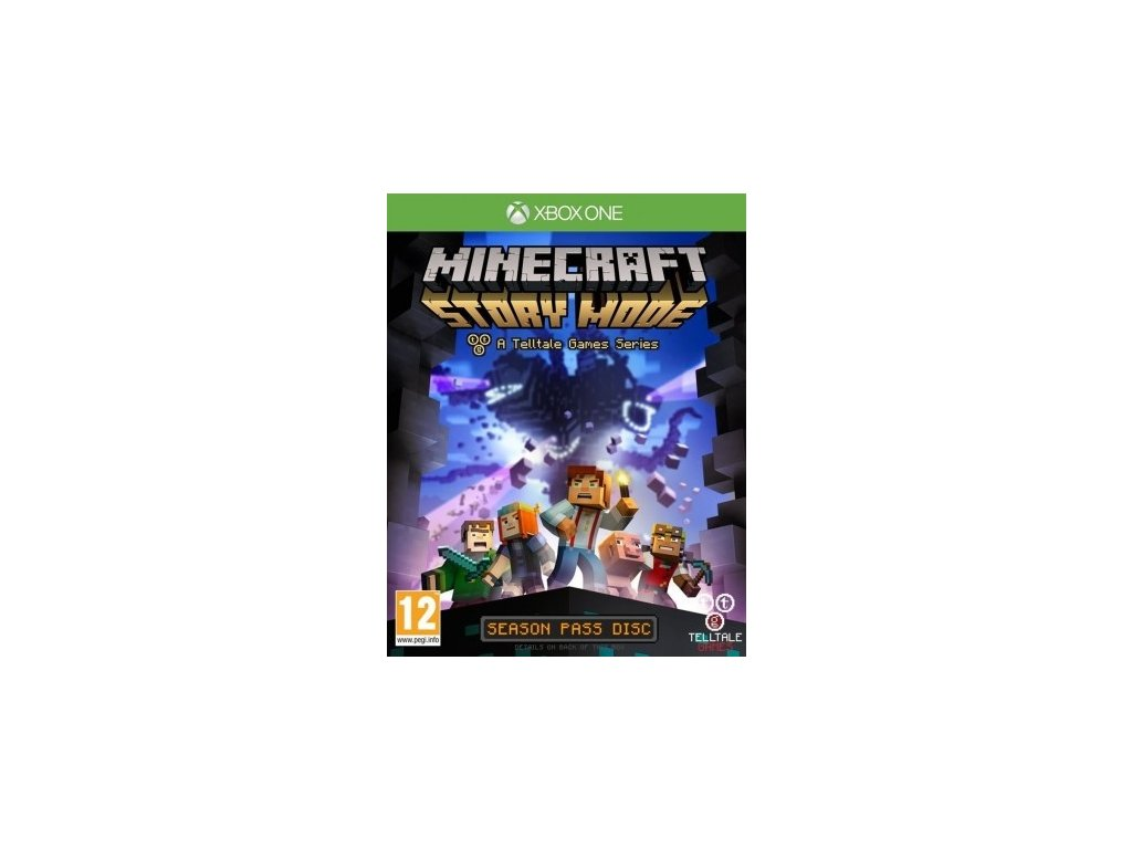 XONE Minecraft Story Mode