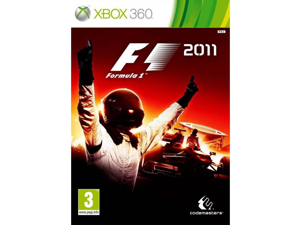 X360 F1 2011