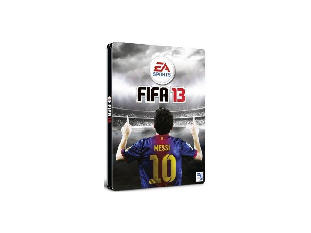 FIFA13 steelbook 343x500