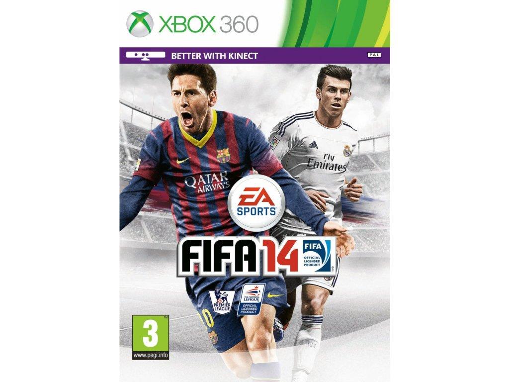 X360 FIFA 14