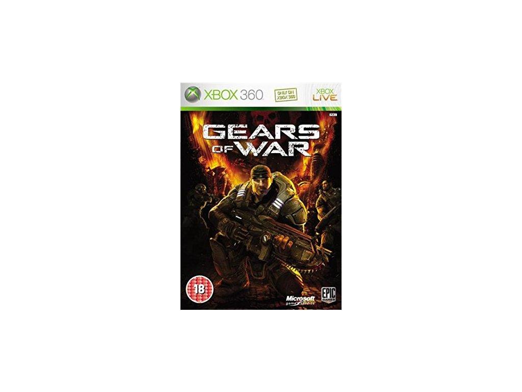 X360 Gears of War