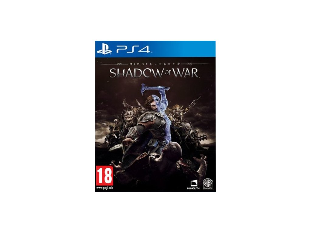 srodziemie cien wojny middle earth shadow of war ps4