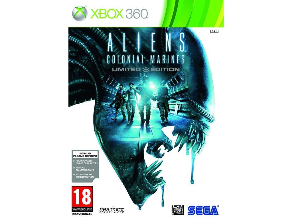 X360 Aliens Colonial Marines