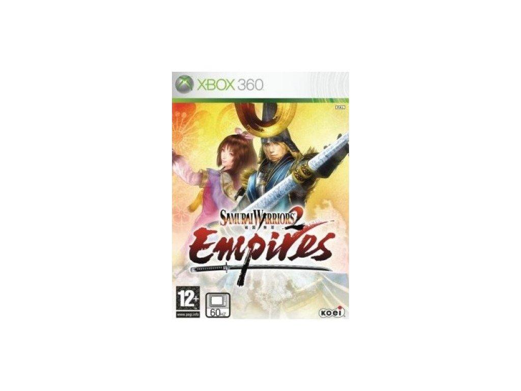 X360 Samurai Warriors 2 Empires