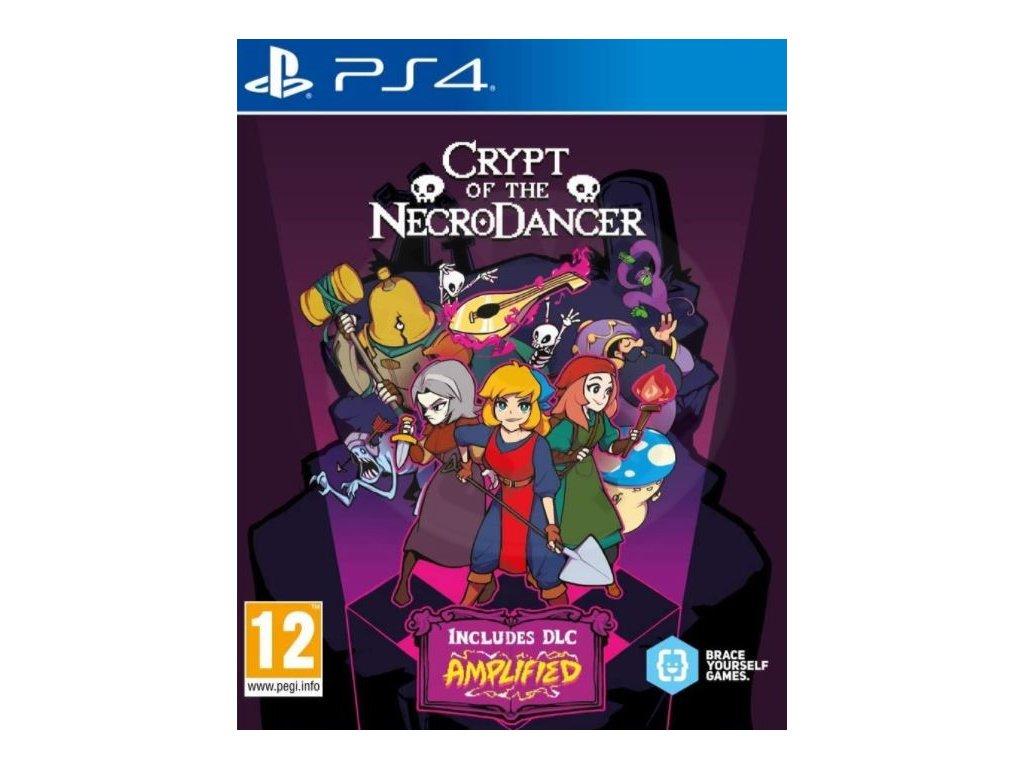 PS4 Crypt Of The NecroDancer