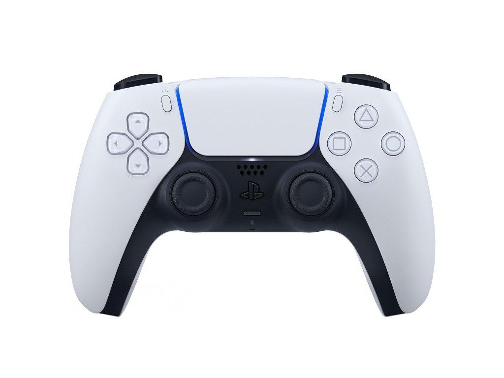 PS5 DualSense Wireless Controller White