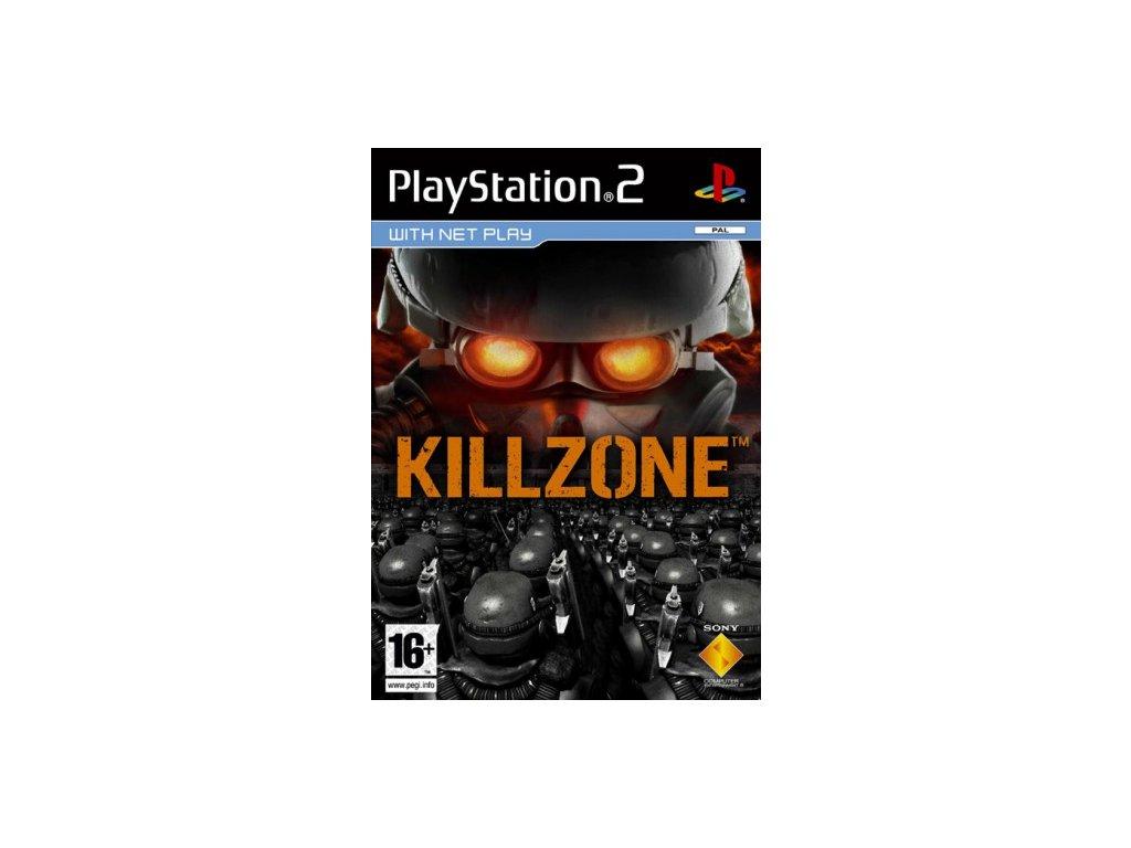 PS2 Killzone-