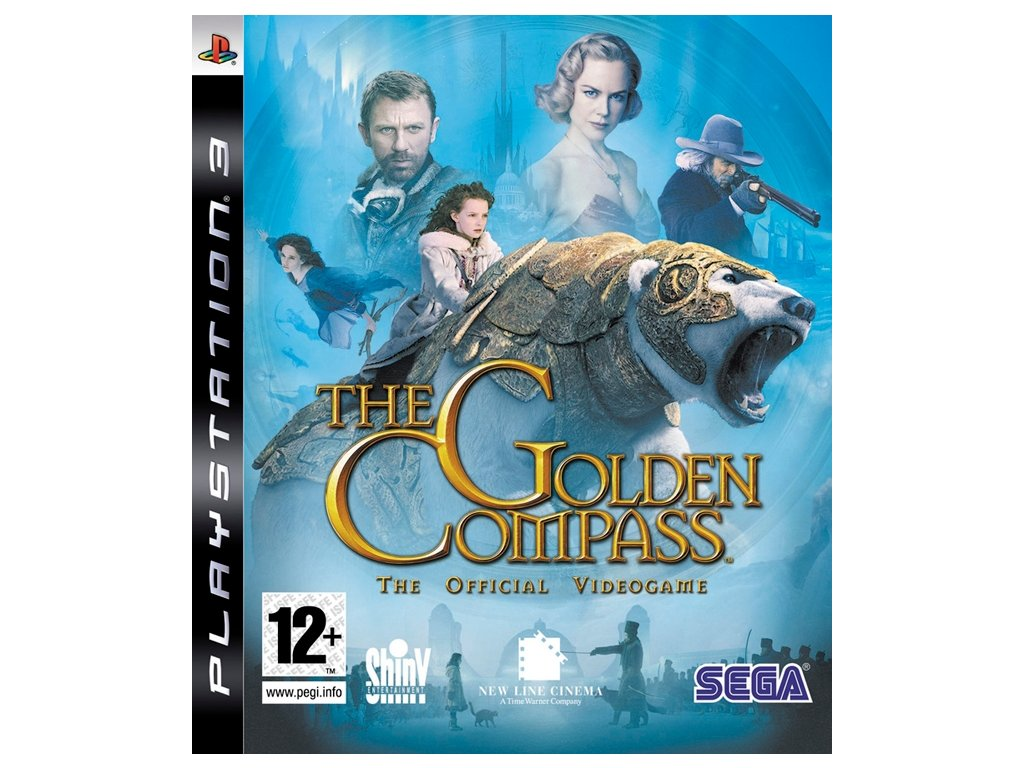 PS3 The Golden Compass