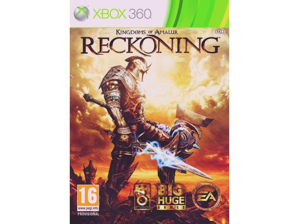 X360 Kingdoms of Amalur Reckoning