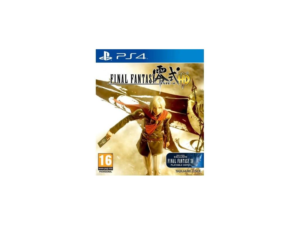 PS4 Final Fantasy Type-0 HD FR4ME Limited Edition