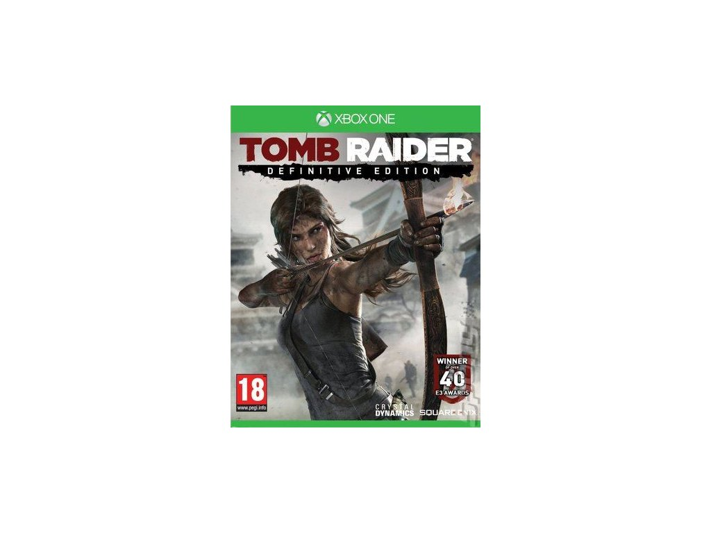 tomb raider definitive edition xone