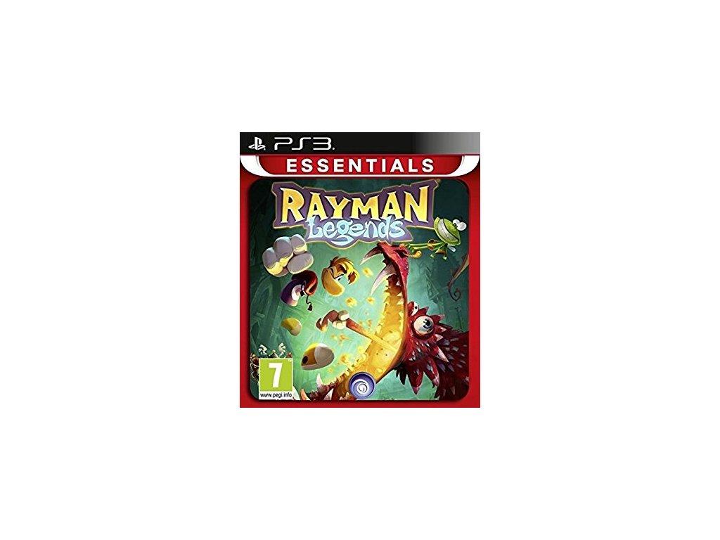 PS3 Rayman Legends
