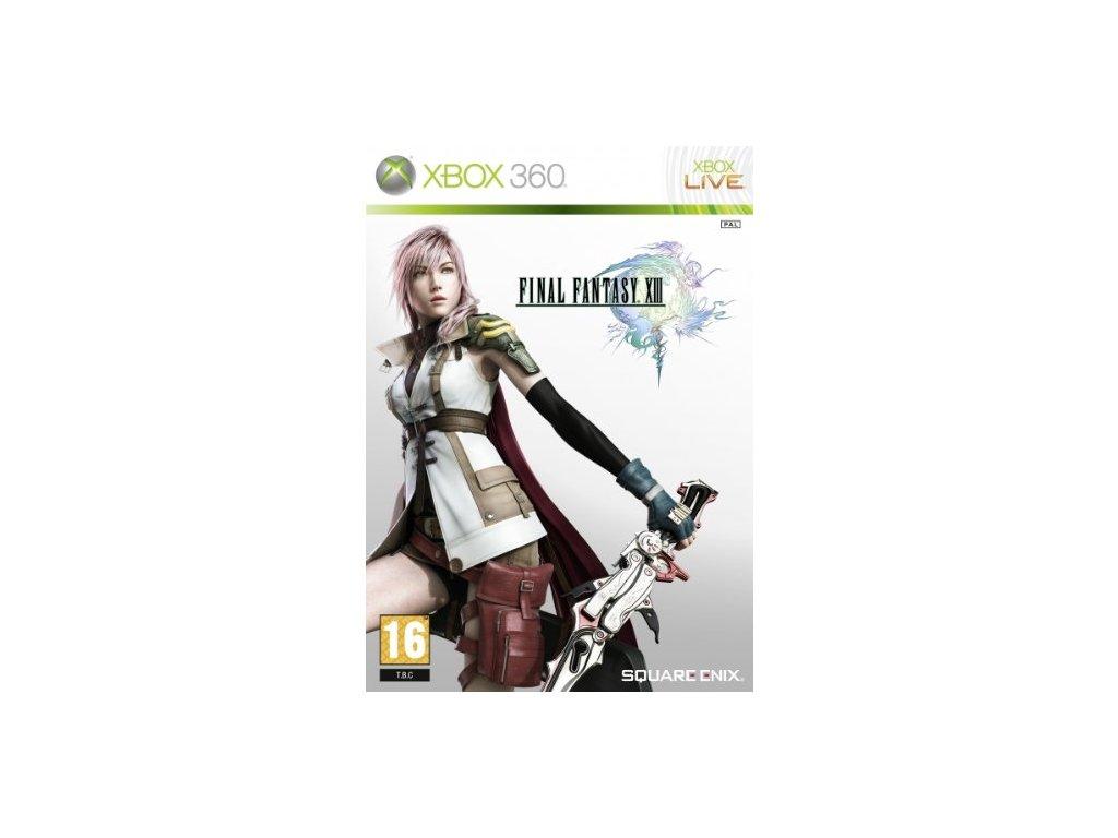 X360 Final Fantasy XIII