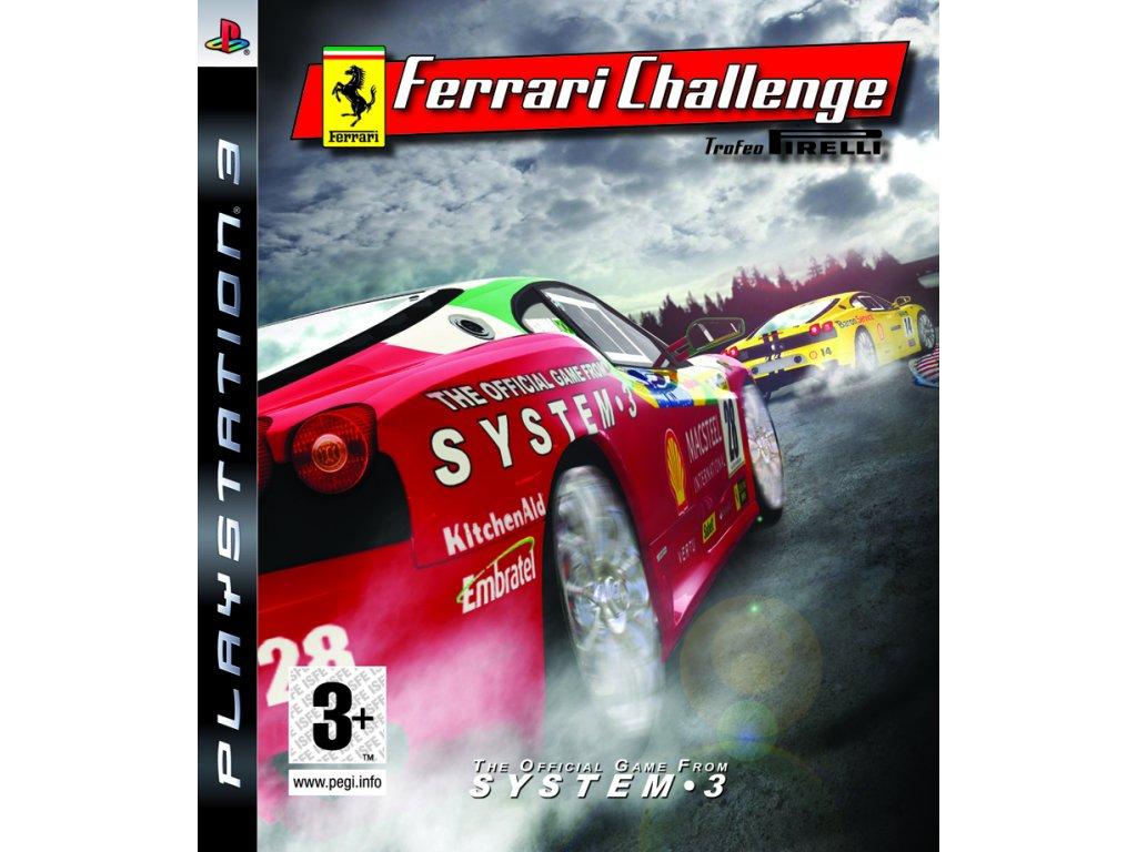 Ferrari Challenge PS3 pack standard 800
