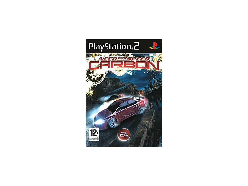 PS2 Need For Speed Carbon