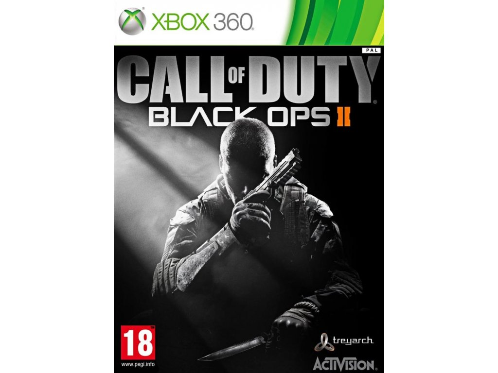 X360 Call of Duty Black Ops 2