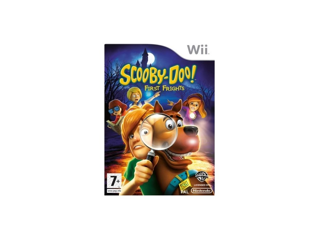 Wii Scooby-Doo! First Frights