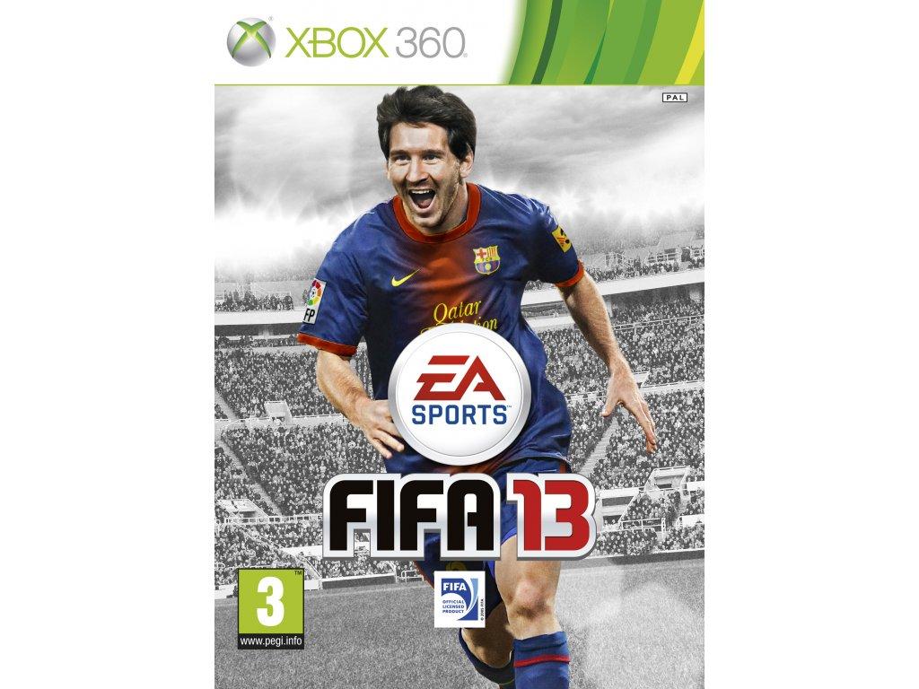X360 FIFA 13