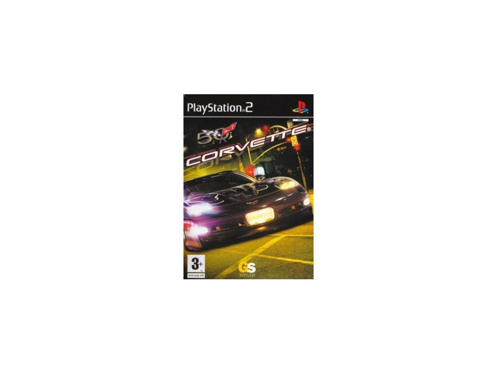 PS2 Corvette