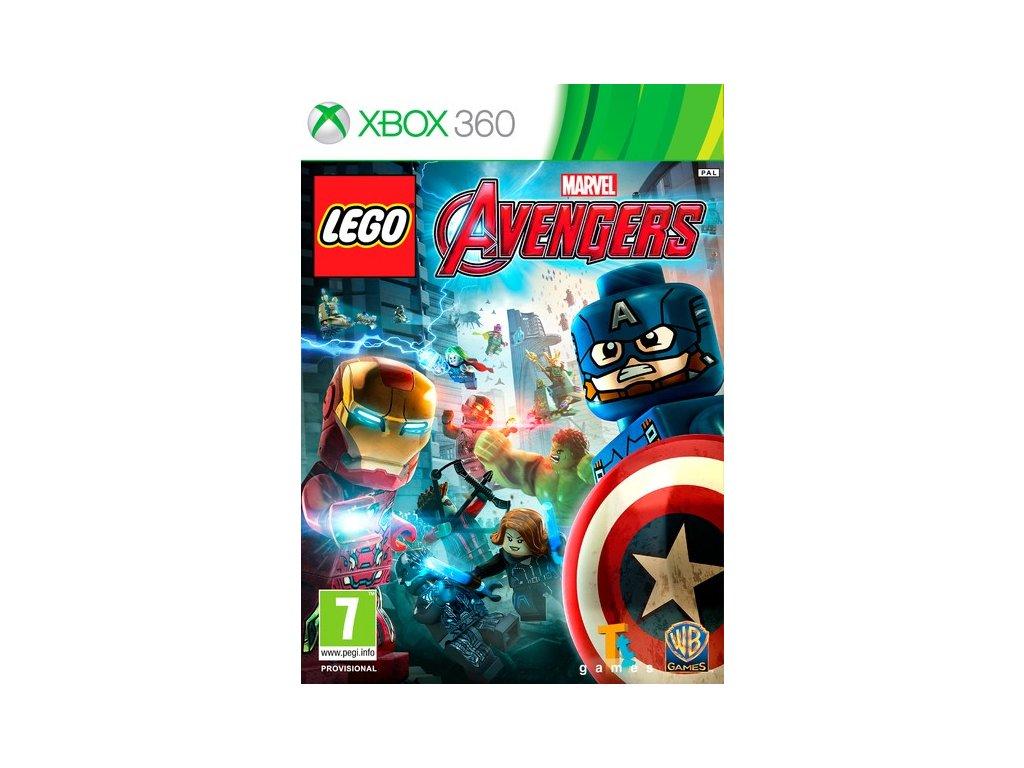 X360 Lego Marvel Avengers-