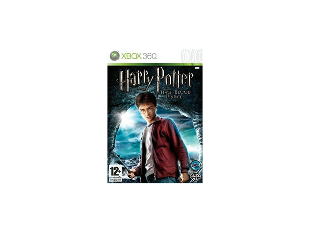 X360 Harry Potter and the Half-Blood Prince