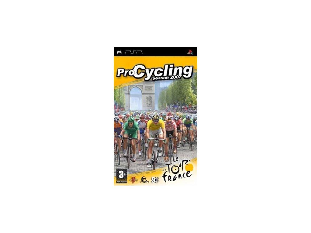 PSP Pro Cycling 2007