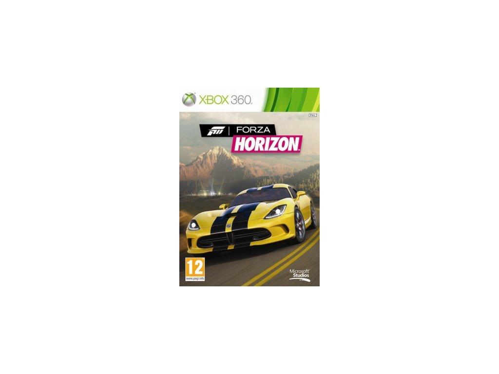 X360 Forza Horizon CZ