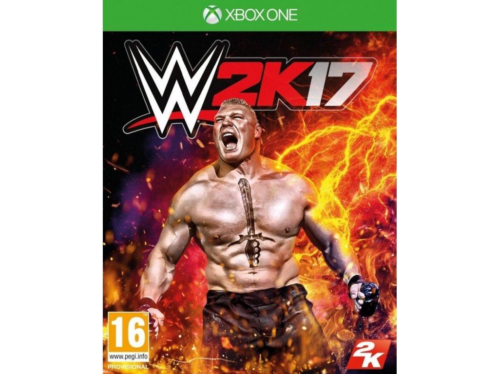 XONE WWE 2K17