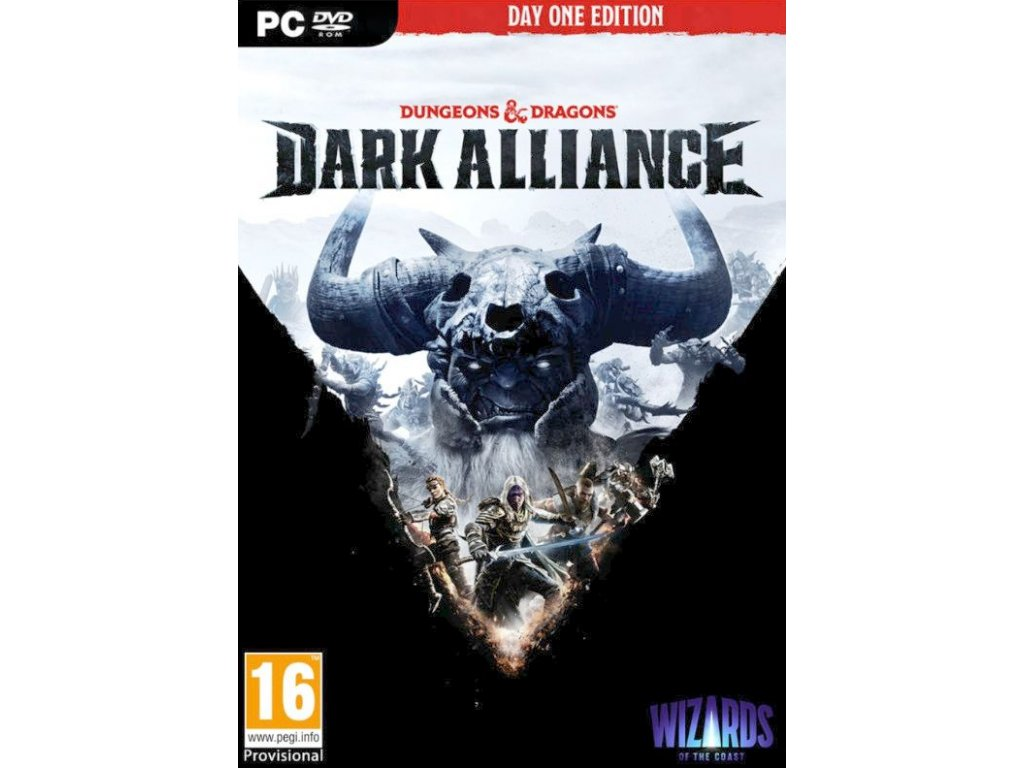 PC Dungeons and Dragons Dark Alliance Day One Edition