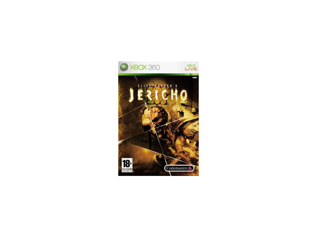 X360 Clive Barkers Jericho