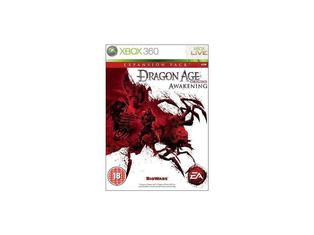X360 Dragon Age Origins Awakening