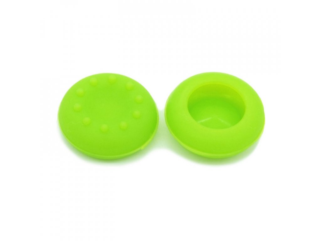 Newest Rubber Silicone Cap Thumbstick Thumb Stick X Cover Case Skin Joystick Grip Grips For PS4 (4)