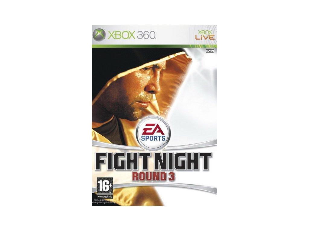X360 Fight Night Round 3