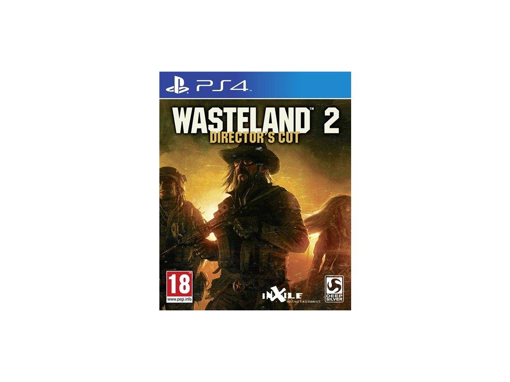 PS4 Wasteland 2 Directors Cut