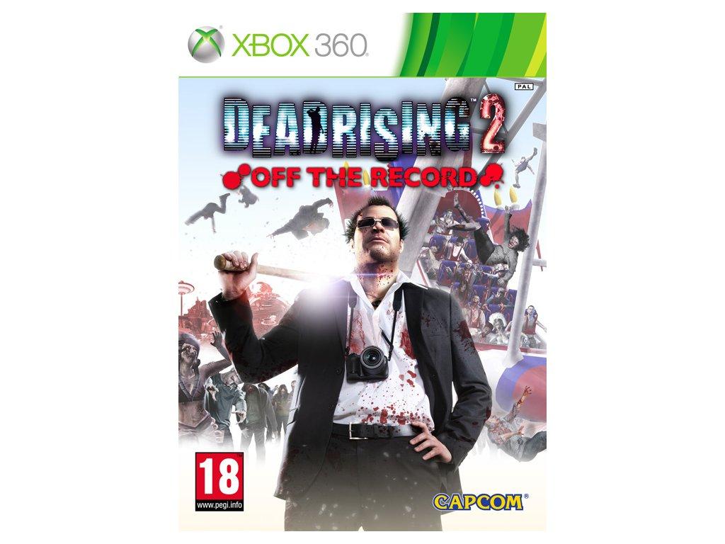 X360 Dead Rising 2 Off the Record
