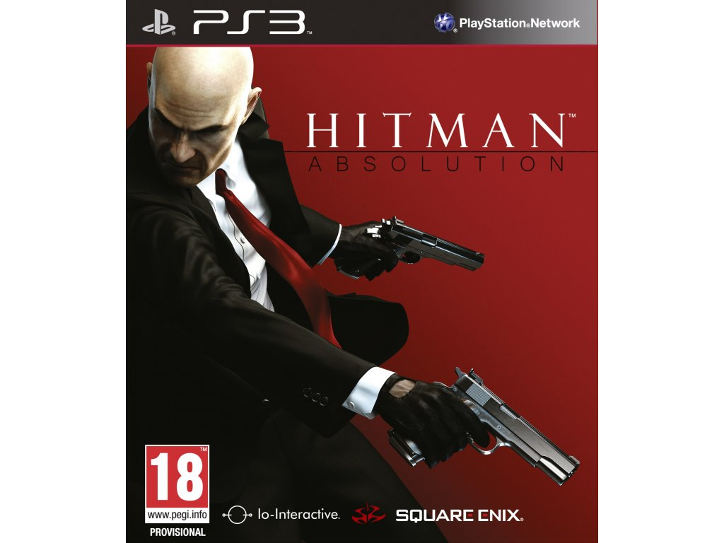 Hitman Absolution box Art 1