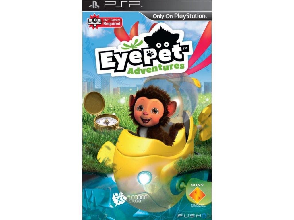 PSP Eyepet Adventures