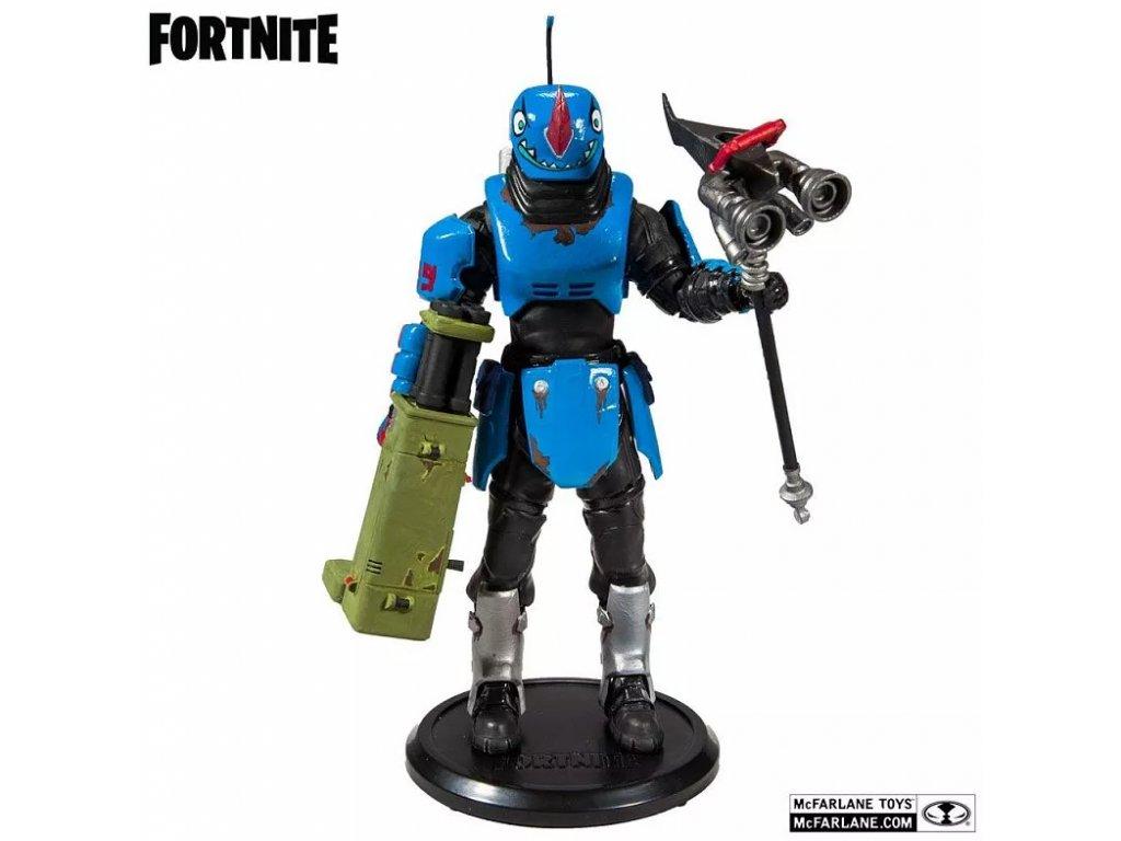 Merch Figurka Fortnite Action Figure Beastmode Rhino 18 cm