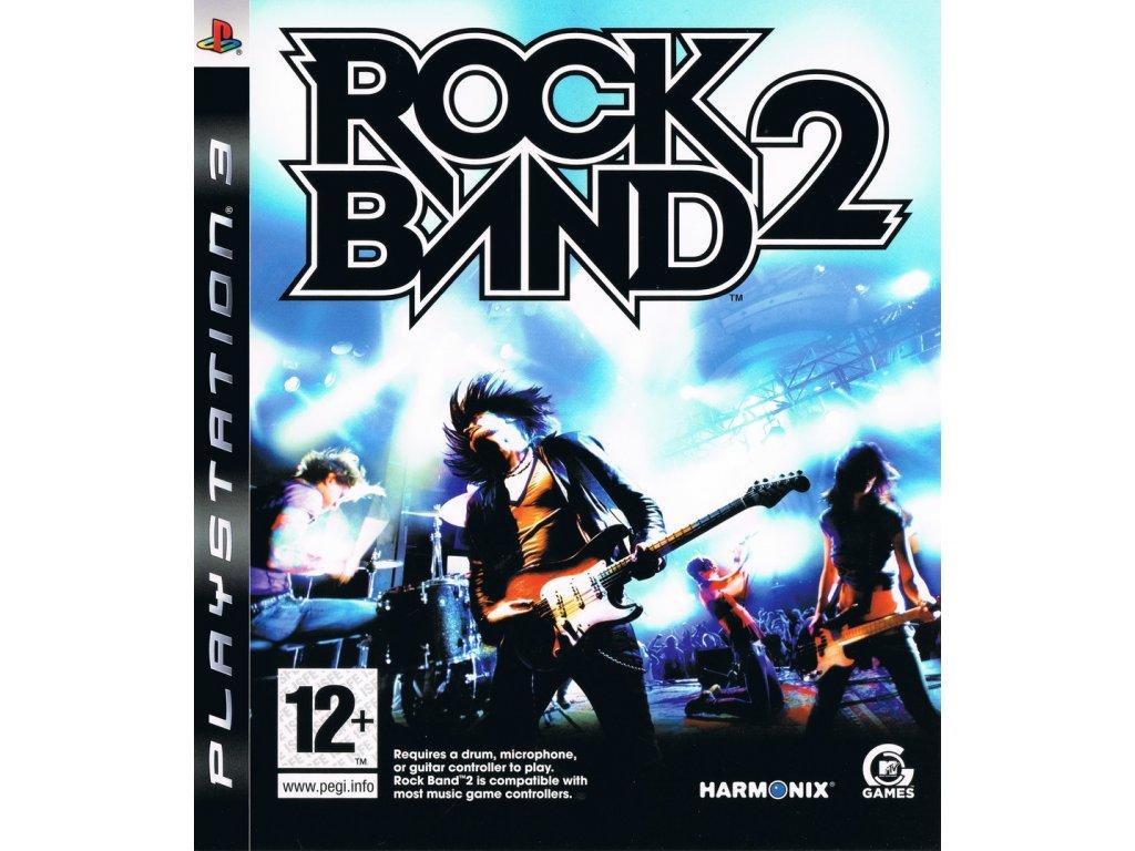 PS3 Rock Band 2
