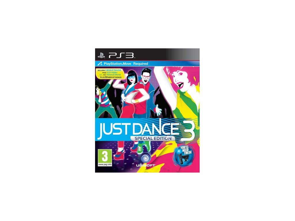 just dance 3 special edition ps3