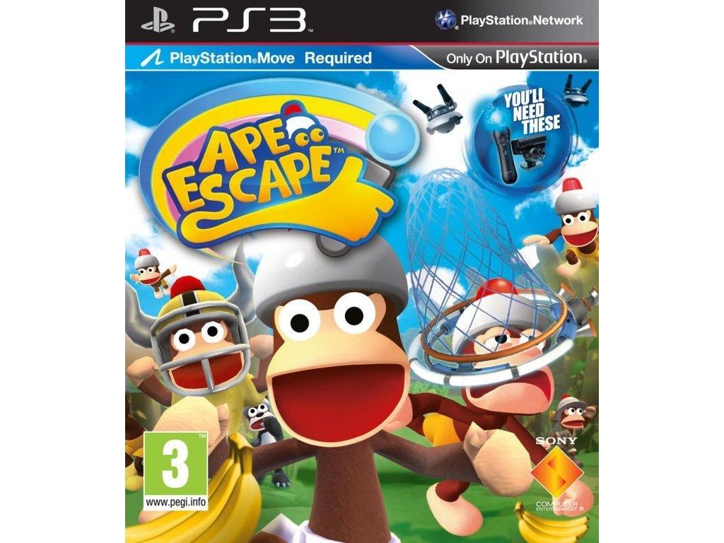 PS3 Ape Escape