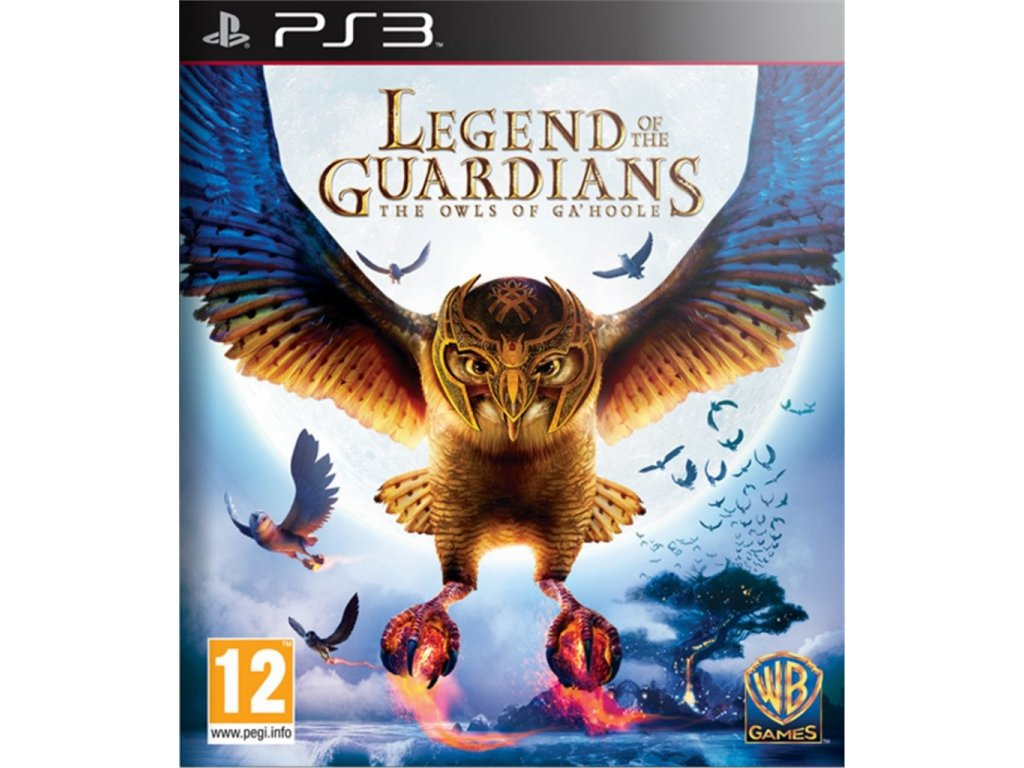 PS3 Legend of Guardians The Owls of GaHoole