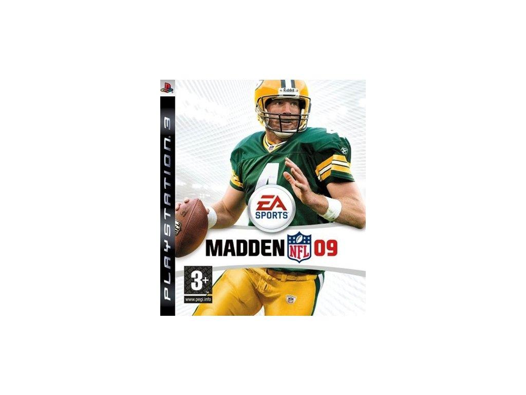 PS3 Madden NFL 09