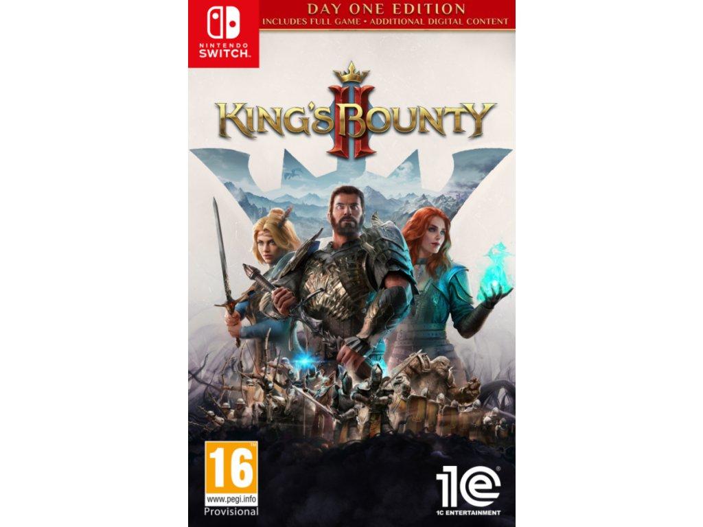 Switch Kings Bounty 2 Day One Edition CZ